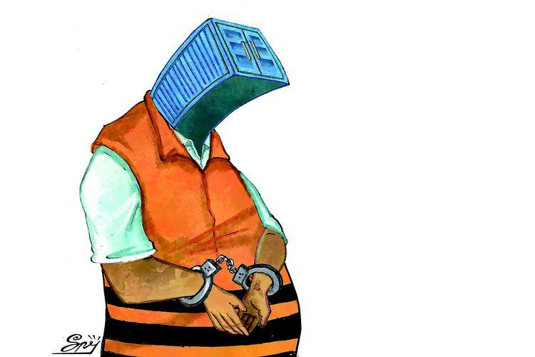 Pengurangan Hukuman Koruptor Runtuhkan Keadilan bagi Masyarakat