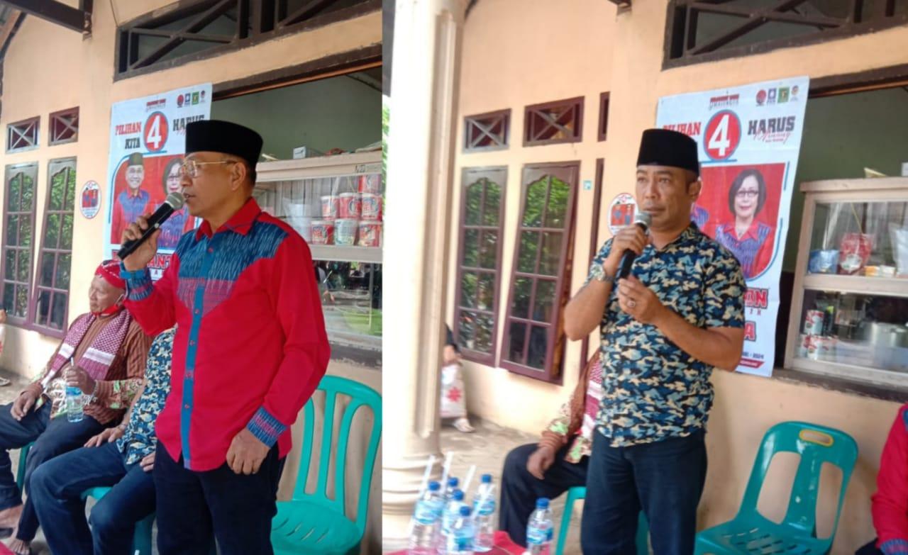 H. Anton Ahmad Saragih : Calon Bupati Simalungun Siap Tanggung Resiko!