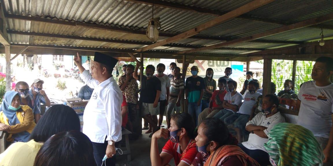 Bersikap Tegas, RHS: Bantuan Pemkab Simalungun dari Pemerintah Pusat, Jangan Takut Diintimidasi dan Diintervensi