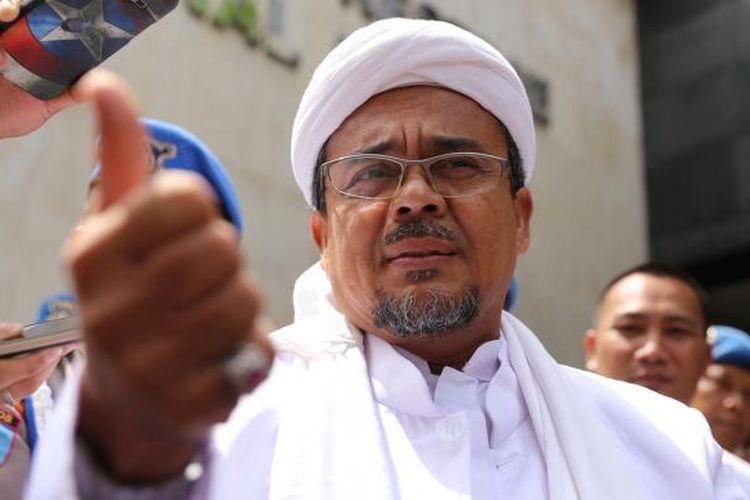 Ini Bukti Pemerintah Tidak Halangi Kepulangan Habib Rizieq