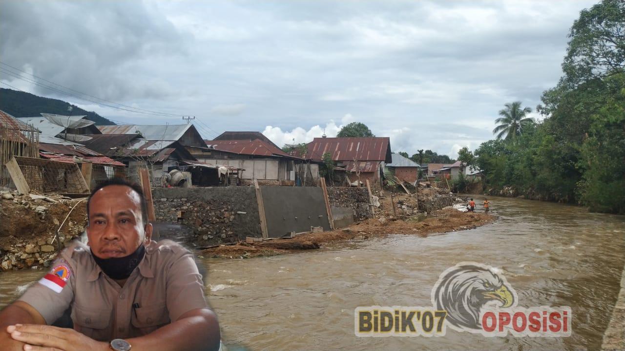 Cegah Banjir, Sungai Air Kotok Estafet PT. LSMB Paya Embik – Suka Marga Lebong