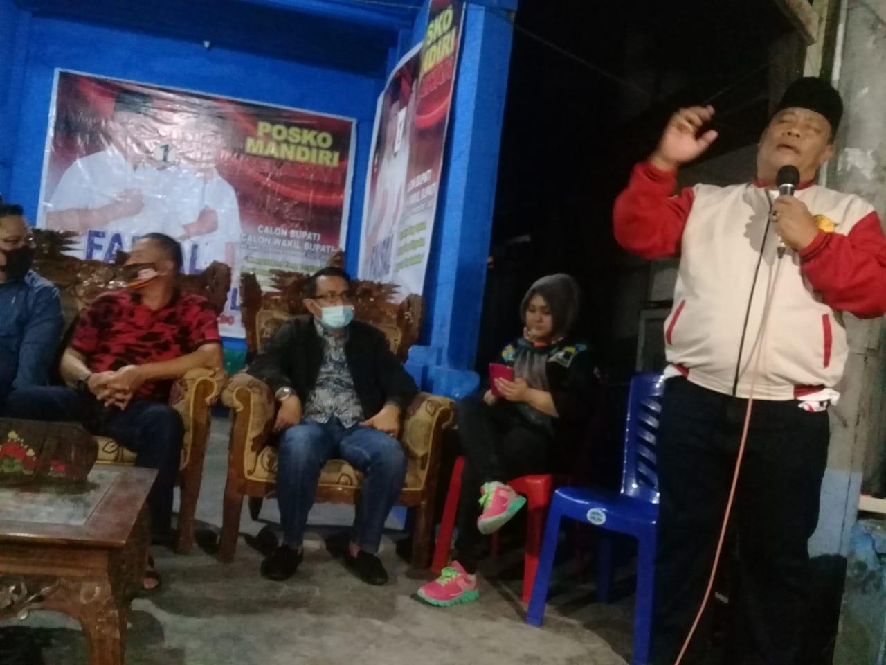 M. Ali ST, Koalisi Siap Menangkan Faisal-Fatrol, Hentikan PK5 Berteduhkan Langit