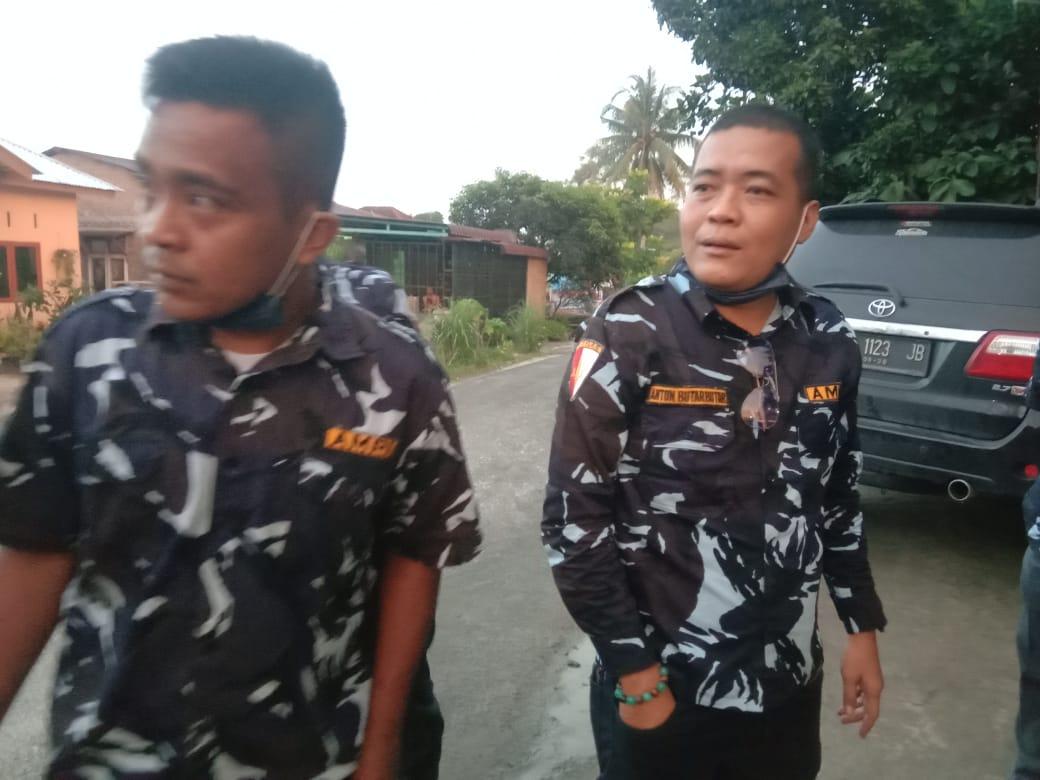 Ketua DPD AMPI Simalungun Bubarkan, Tim Hasim Tumpak Diduga Bagi-Bagi Uang