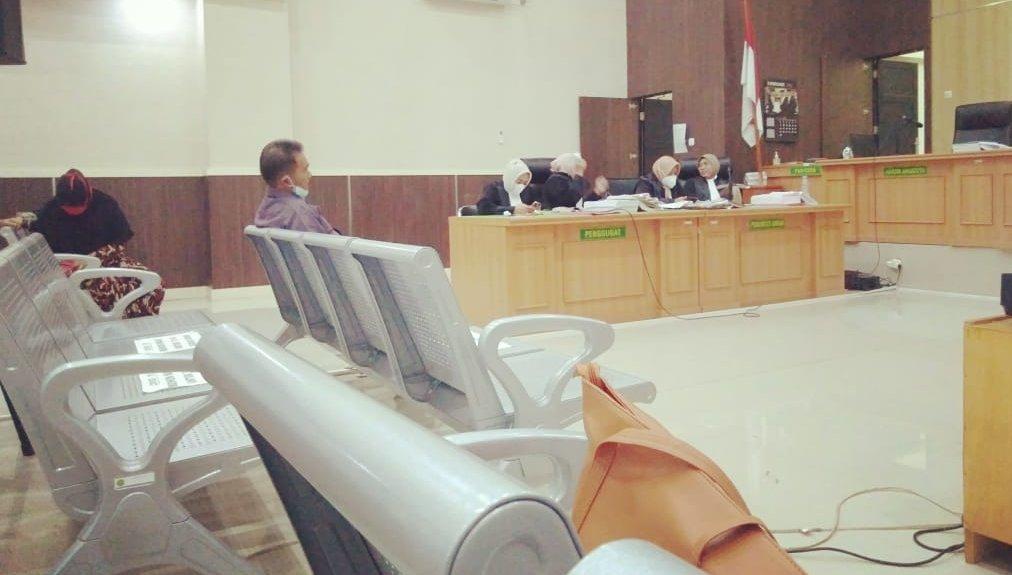 Merasa Diintervensi, Saksi Sidang Kasus Lahan Korpri Layangkan Surat ke Komisi Yudisial & MA
