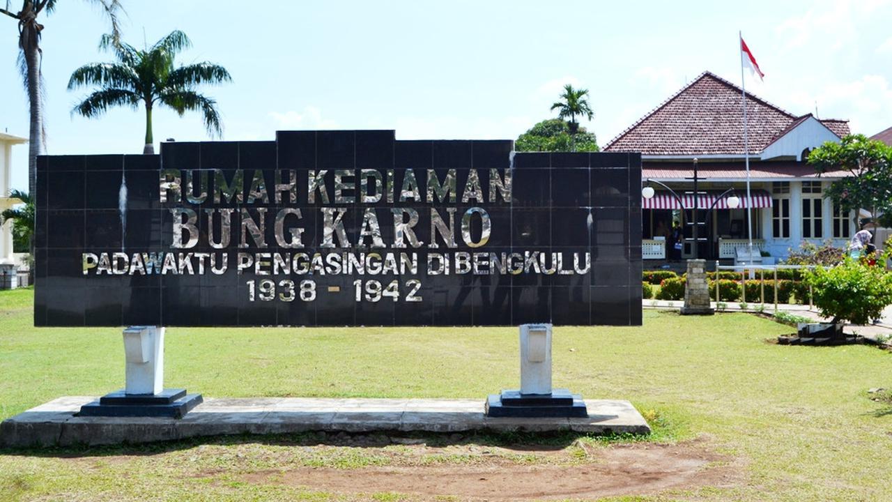 Gubernur Bengkulu Rohidin Bangkitkan dan Revitalisasi Aset Wisata Bersejarah