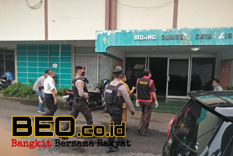 Kajati Bengkulu Geledah, Dinas PUPR Provinsi