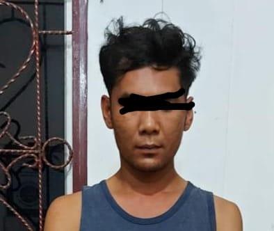 Edarkan Sabu, Pemuda di Simalungun Diringkus Polisi