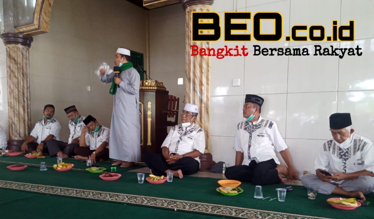 IKBAS Kota Bengkulu Lakukan Zikir Bersama Jaga Persatuan