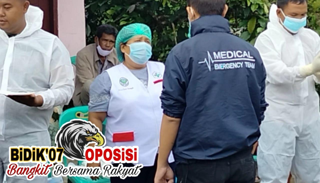 """Bupati Simalungun Diminta Tegas dr. Leni Saragih, Pasien Diagnosa Sakit Ginjal """"Berujung Covid-19"""" ?"""