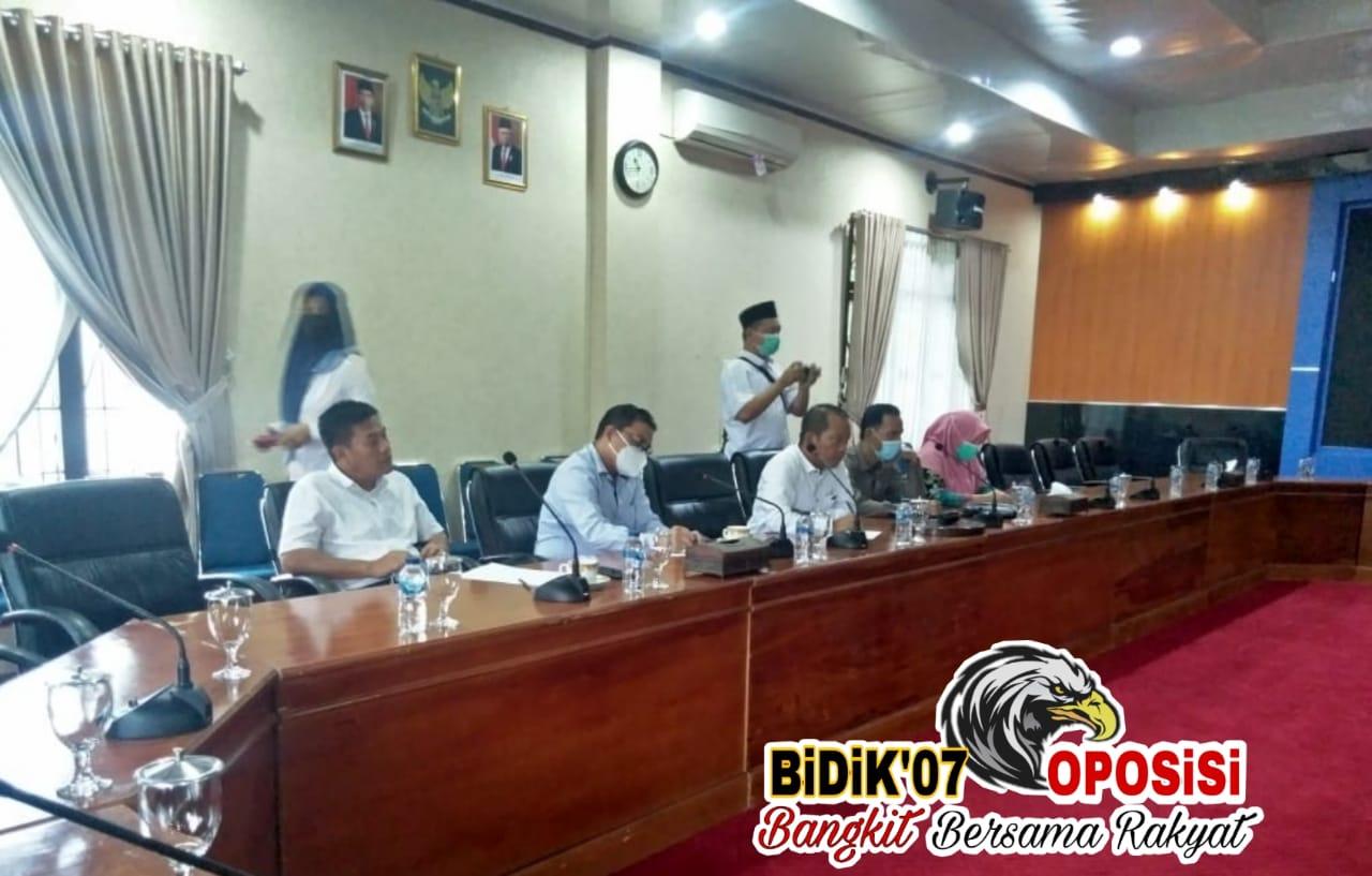 35 M APBD Kota Bengkulu Dikucurkan ke Instansi Penegak Hukum
