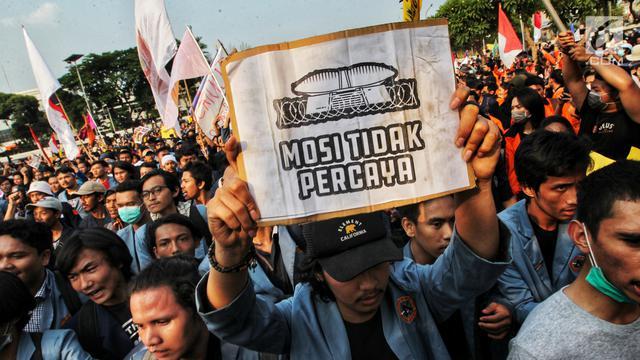 BEM Seluruh Indonesia Ikut Desak Pemerintah Segera Revisi UU ITE