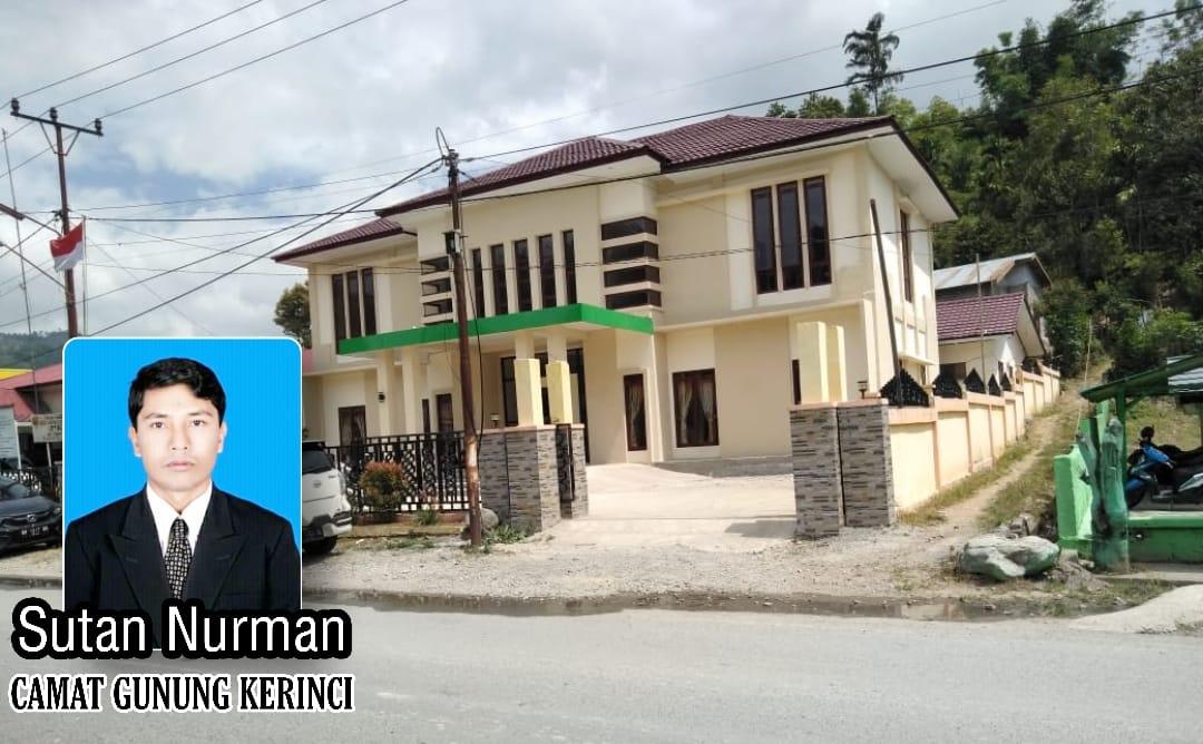 "SUTAN NURMAN, CAMAT GNG  KERINCI : ""Hindari Politik Uang di Pilkades"""