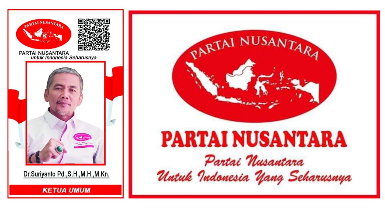 Partai Nusantara Hadir di Sumut, Akan Membawa Perubahan 2024 Mendatang
