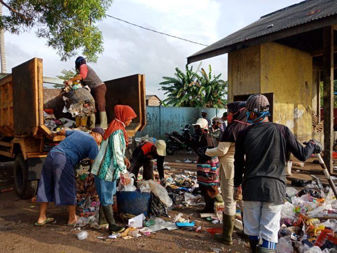 Natuna Menuju Kabupaten Bebas Sampah