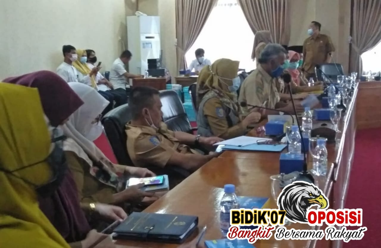 DPRD Kota Rekomendasikan Pemkot, Hentikan Usaha Perdagangan Moderen Ilegal