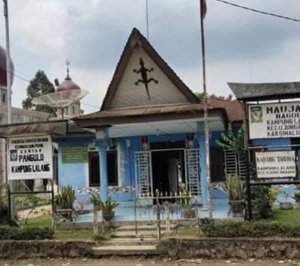 Kades Kampung Lalang Selingkuh Masuk Bui, Dipecat Bupati