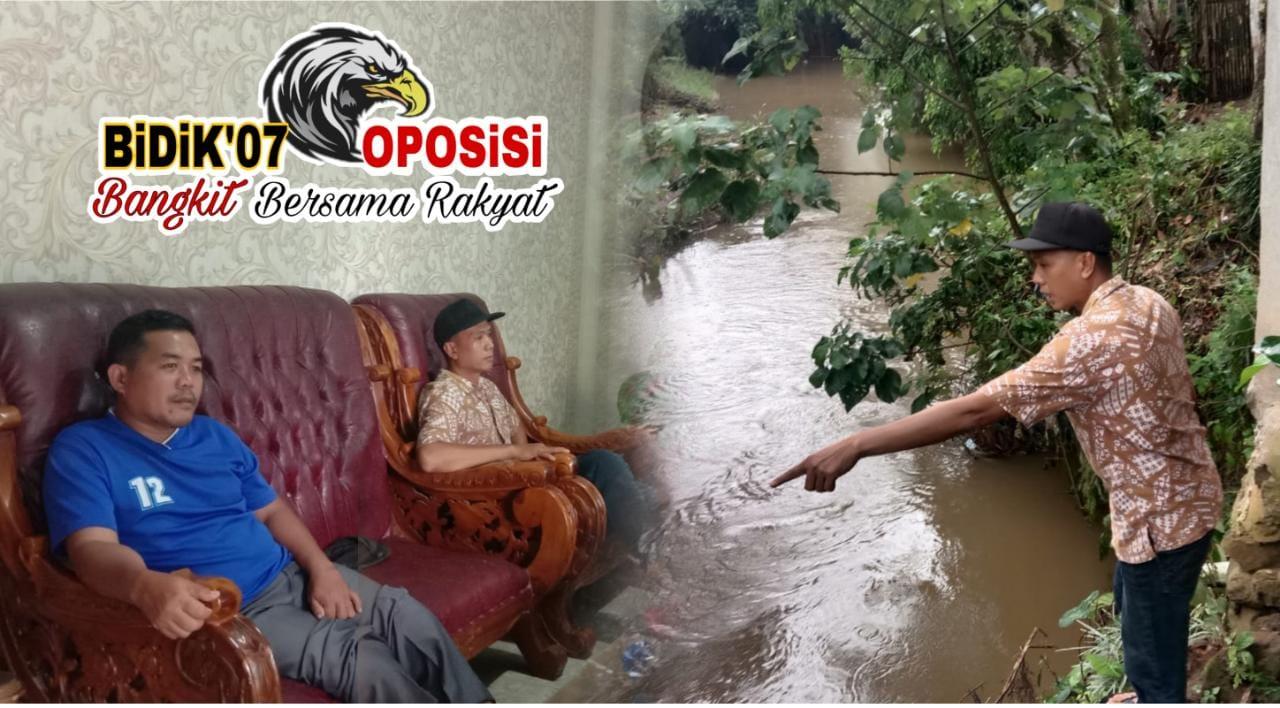 """Masayarakat Desa Tanjung Alam Dan Air Hitam, Pertanyakan """"Janji Manis""""  PLTA Musi Ujan Mas ?"""