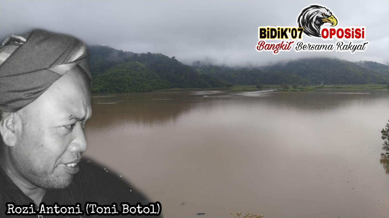 "Danau Tes Keruh, ESDM, BKSDA Bengkulu & DLH Lebong ""Minta Turun"""