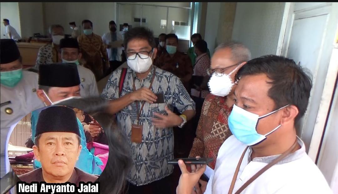 Dirut PT PGE 'Malas Ngomong,' Aryanto Jalal 'Geram' Minta Pemkab Lebong Transparan ?