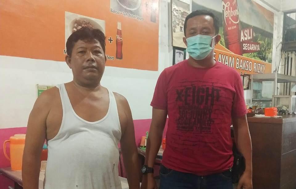 """""""Saya Jatuh Tabrak Lobang Besar, Opname Tiga Hari"""" Bantah Korban Begal"""
