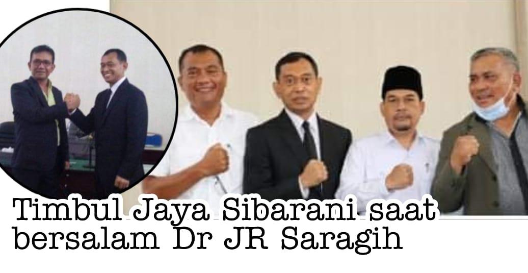 """""""HABONARON DO BONA"""" Simalungun Pemimpin Baru, JR Saragih Minta Maaf"""