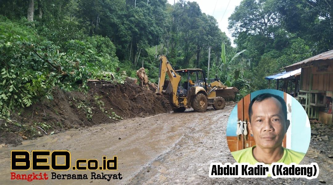 """Gubernur Bengkulu, """"Belum Serius Tangani Bencana Di Lebong"""""""