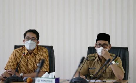 Masyarakat Bengkulu Menuju Akses Jaminan Kesehatan Nasional