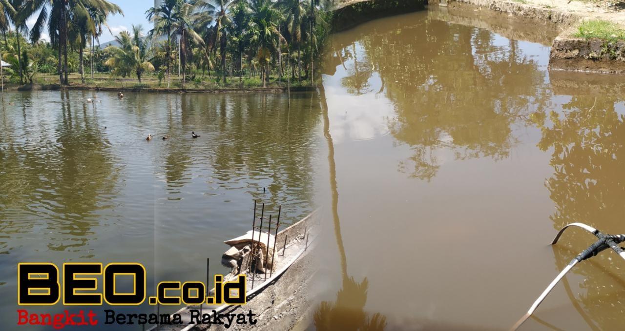 Setelah Diberitakan PT. Promix Prima Karya Alirkan Air, Masyarakat Ucap 'Terima Kasih Bidik'07'