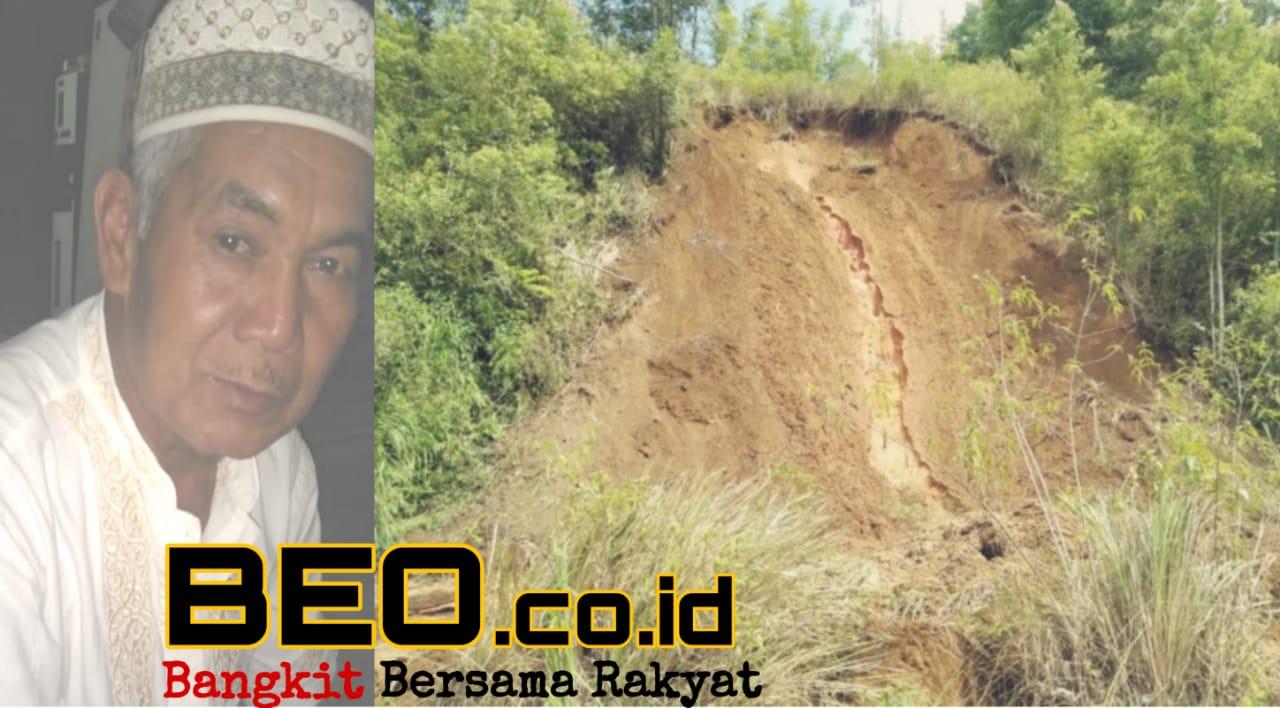 Abdul Hadi, Akan Tinjau Surat Pengaduan Masalah PAMSIMAS Ke Polres Kerinci