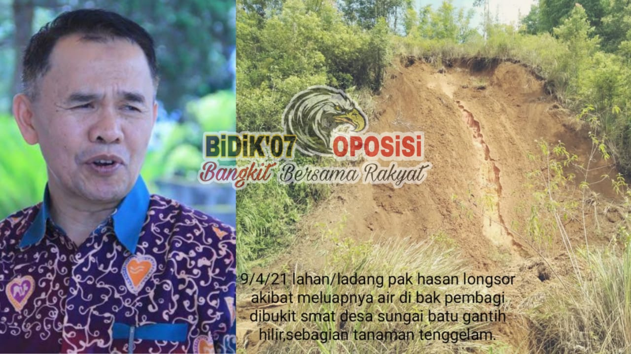 Info Untuk Bupati Kerinci: PAMSIMAS, Korbankan Masyarakat Sungai Batu Gantih Hilir