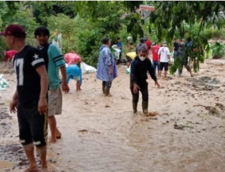 Rokky KSPPM : Selain Cukong, PT TPL Diduga Terlibat Kerusakan Hutan 'Banjir Parapat'