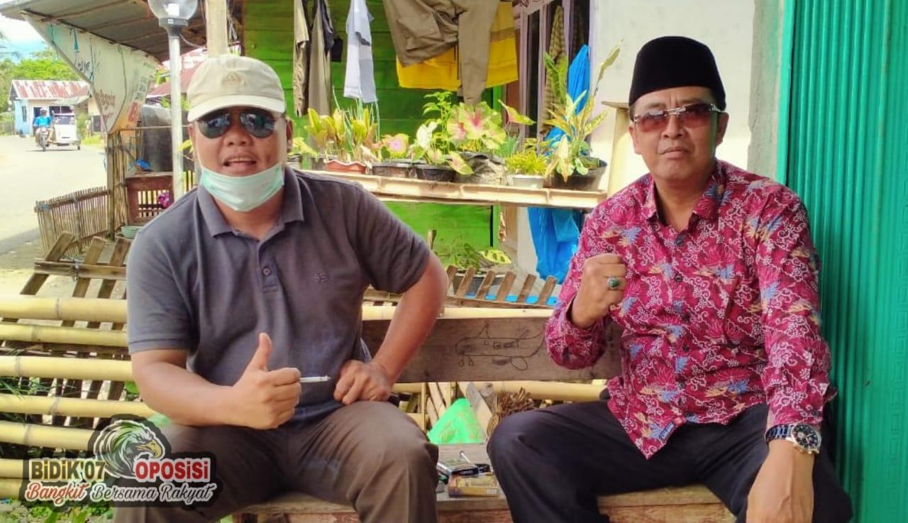 """Lebong Kusut Masai,"" Perubahan di Pundak Bupati Kopli Ansori"