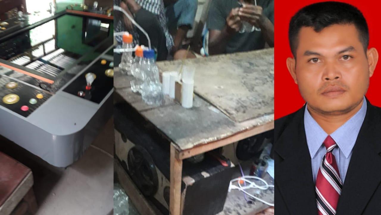 DPP LSM HALILINTAR RI Minta Polres Binjai Berantas Narkoba Di Namo Ukur Langkat