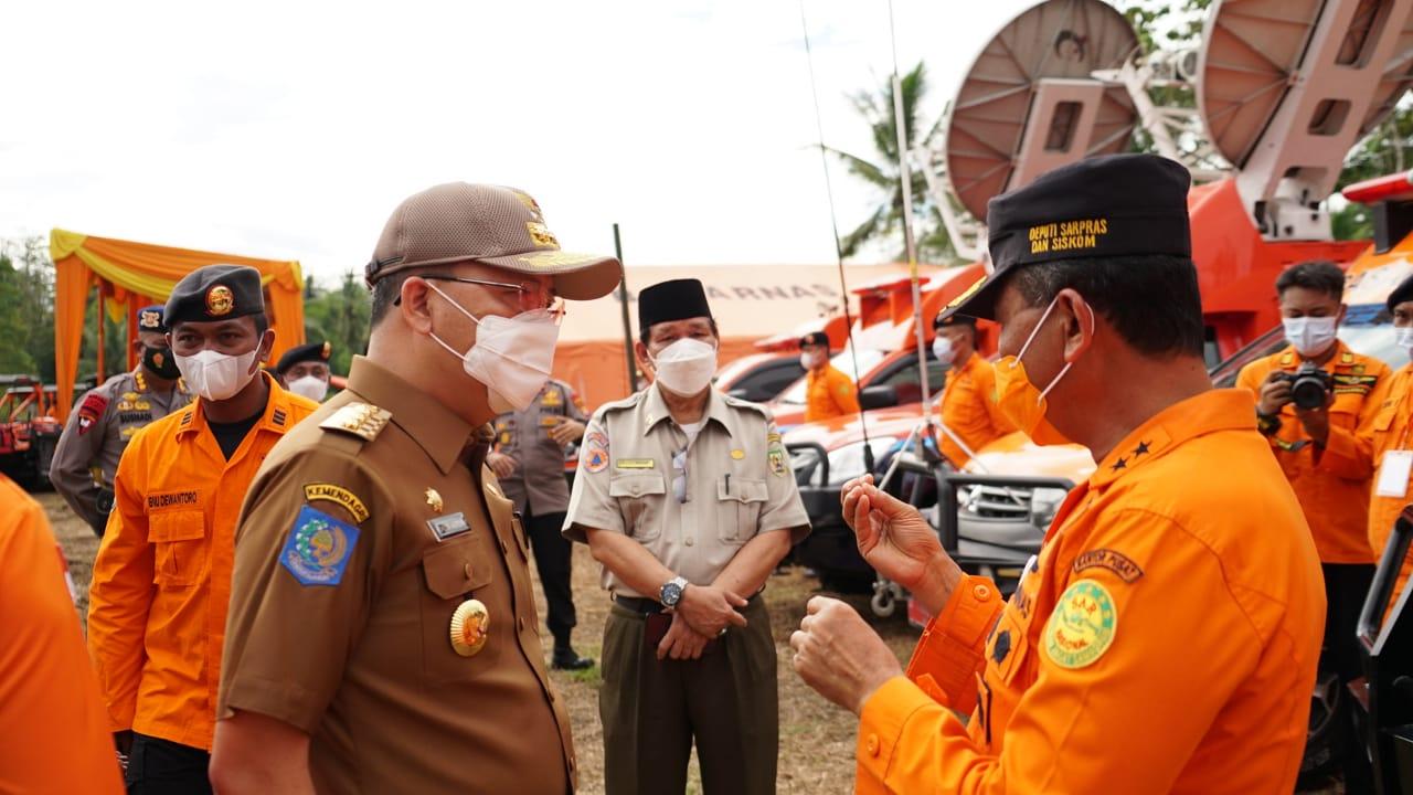 Pemprov Bengkulu Dukung Penuh Basarnas Tingkatkan Kapasitas Guna Hadapi Situasi Bencana