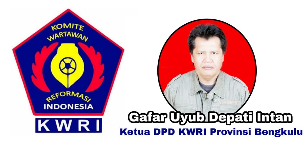 Ketua KWRI Bengkulu, Kecam Pemukulan Dua Jurnalist Di Bungo, Jambi