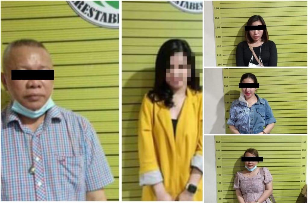 "SEKDA Nias Utara Ikut Terjaring ""Pesta Estase Di Bosque Medan"""