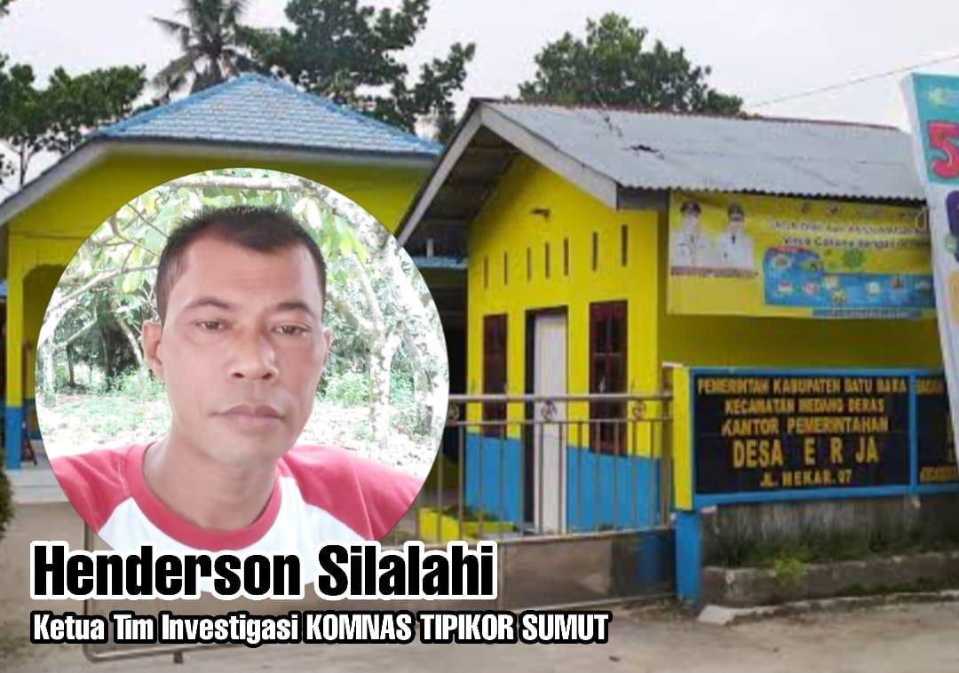 Kades Sei Raja, WB Akan Dilaporkan ke Kejati Sumut Atas Dugaan Korupsi