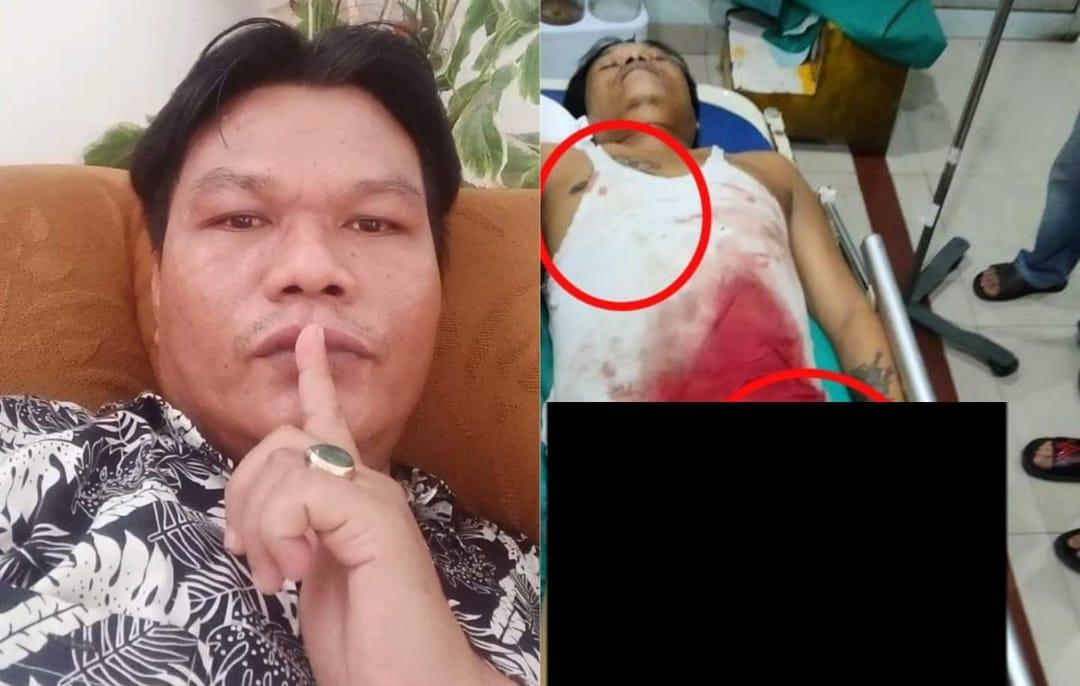 Wartawan Media Online Simalungun Ditembak OTK, Tewas Bersimbah Darah