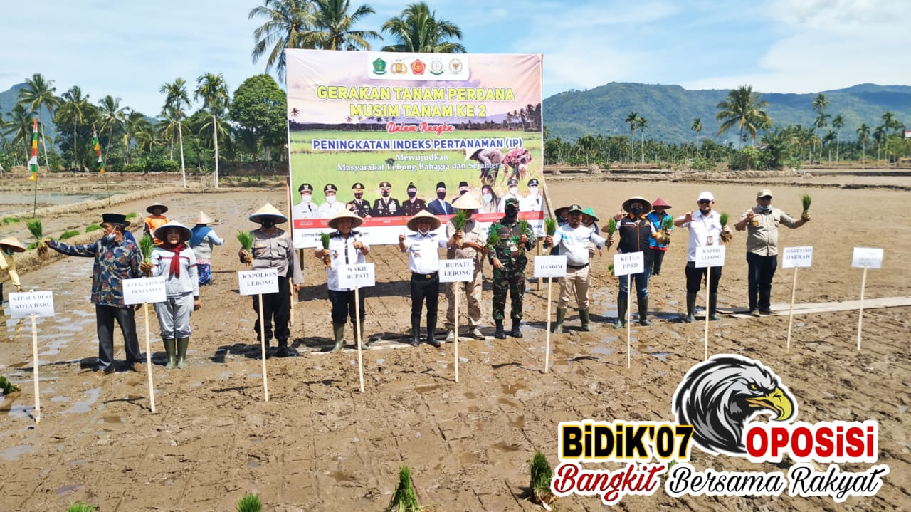 Kunjungi Desa Kota Baru, Bupati Lebong Dukung Program MT2