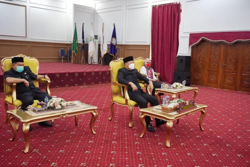 Dewan Provinsi Bengkulu Setujui Tiga Raperda
