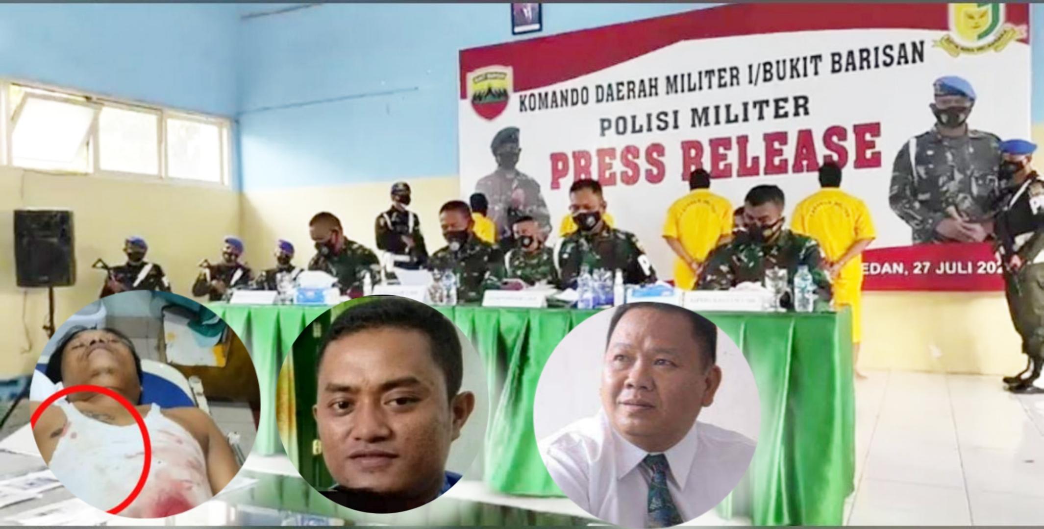 Oknum TNI Diduga Terlibat Penembakan Marsal Ditetapkan Tersangka