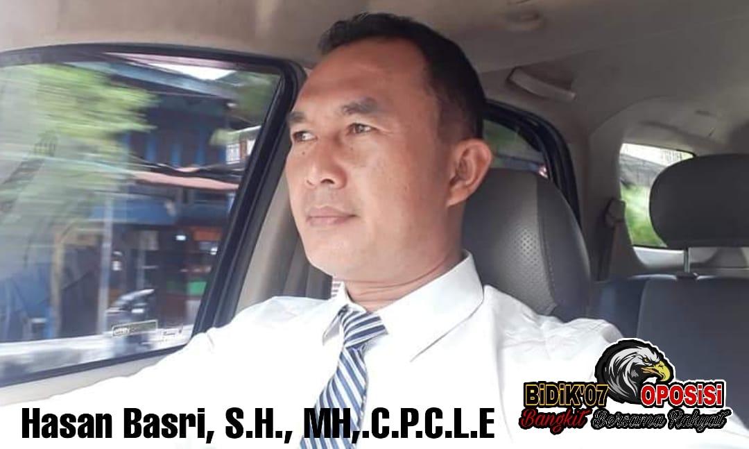 Perdes Wilayah Kecamatan Gunung Kerinci, Diduga Cacat Hukum