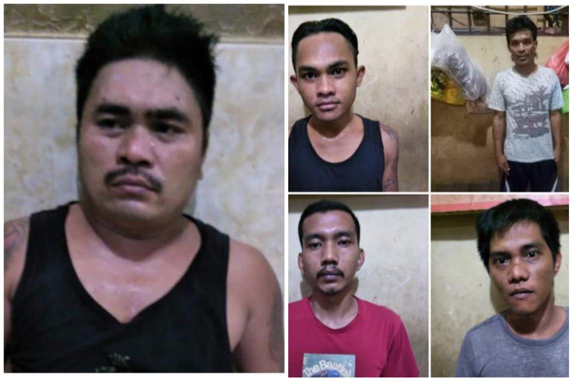 Coba Lawan Petugas, Otak Pembakar & Pembunuhan Wartawan di Binjai Ditembak Polisi