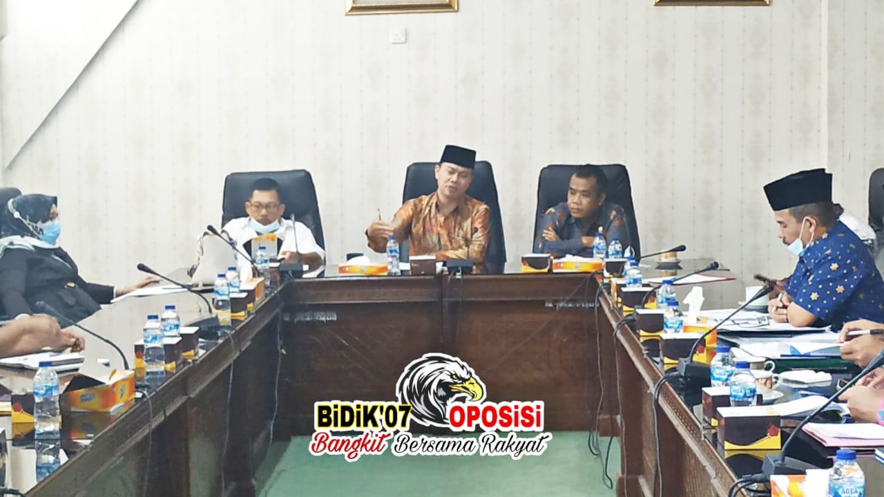 "Masyarakat Padang Bano ""Terombang Ambing,"" Dewan Lebong Tampung Audensi Soal Tabat"