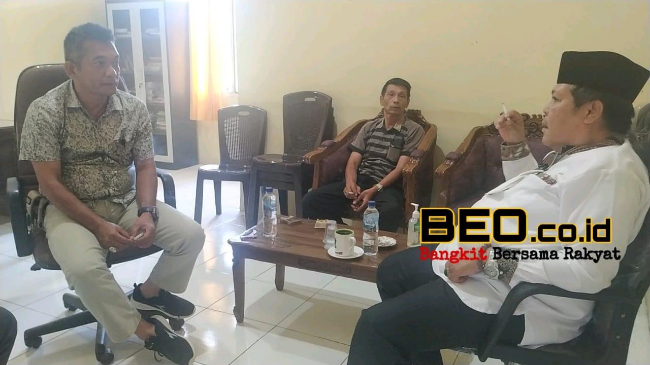 Wabup Fahrurrozi Sidak Kecamatan Tubei, Demi Optimalkan Kedisplinan & Pelayanan Publik