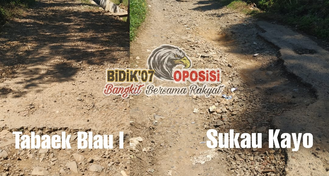 Miliki Wakil Rakyat, Dua Kecamatan Di Lebong Kondisi Jalan Rusak & Jembatan Putus ?