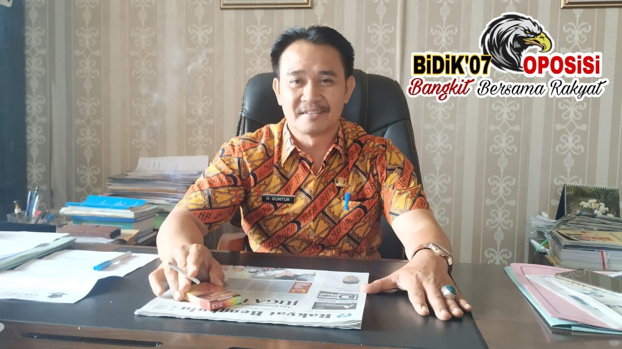 Kepala Dikbud, Guntur : Program Beasiswa Prestasi Pasti Akan Dibayar…!