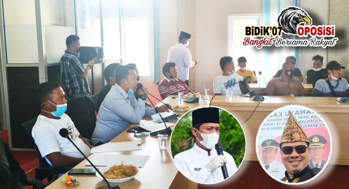 Tanpa Solusi Kompensasi Travel Di Lebong, Wilyan : Jangan Diam & Tanpa Kabar