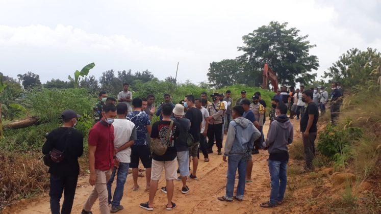 Aksi Tutup Jalan di Batam, Ditolak Masyarakat