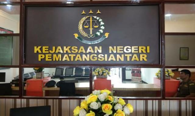 Kejari Siantar Hentikan, Kasus Dugaan Korupsi Bank Mandiri & DLH